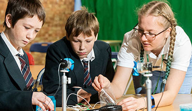 Scientists and engineers of the future inspired by ScottishPower Renewables' workshops