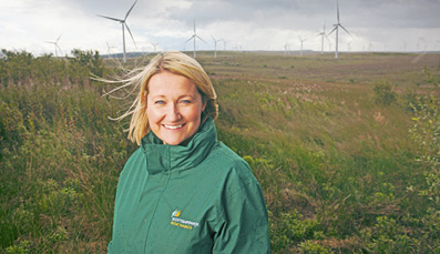 The head of ScottishPower Renewables is making the case for a greener energy future