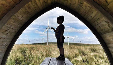 Whitelee - The World's Most Instagrammed Windfarm?