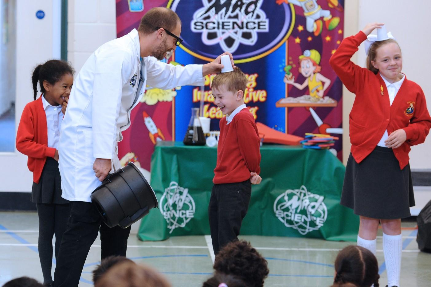 Mad Science Schools Visits